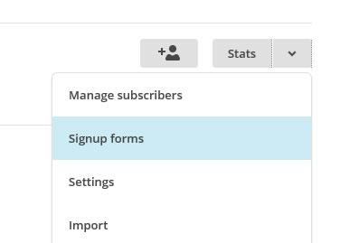 mailchimp-signup-form-link